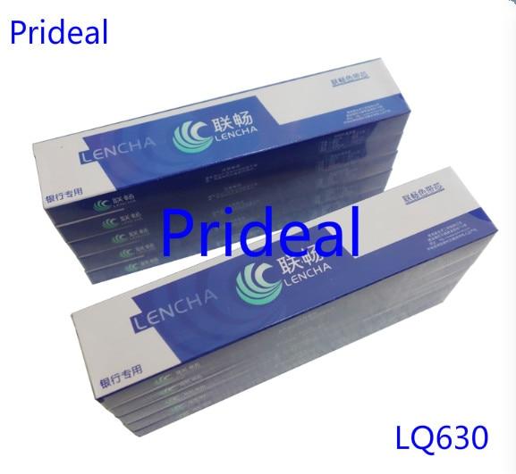 Prideal 5 pçs/lote boa qualidade novo núcleo da fita para LQ630/LQ635/LQ730 Impressora fita núcleo