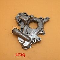 Сборка масляного насоса двигателя для BYD F3 F3R G3 L3 473Q двигатель 473Q-1011020