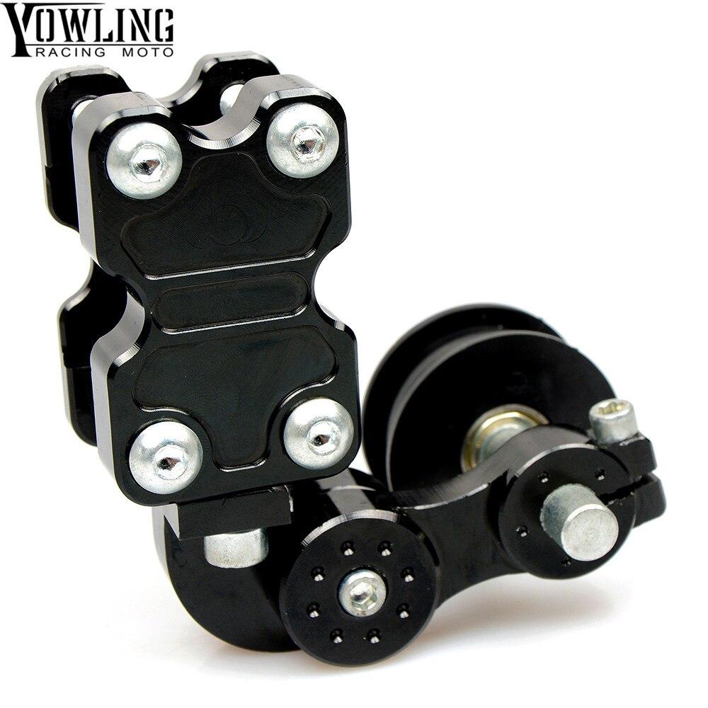Motocicleta Ajustador de cadena de bloques de Ajustador de cadena tensor para yamaha yzf-r1 r6 fz1n fz6n 6s fz 2011, 2012, 2013, 2014, 2015