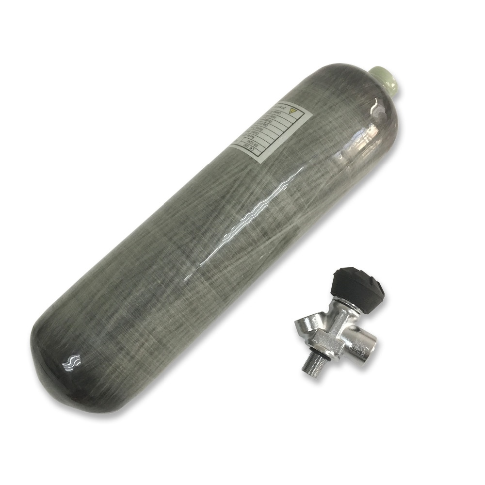 Protección contra incendios Acecare PCP airforce condor 4500psi/30mpa tanque pistola de aire rifle pcp carabina buceo aire gas cilindro AC10331 2019