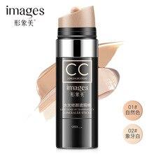 Images marque CC correcteur bâtons lumière de leau visage correcteur étanche coussin dair CC crème Nature fond de teint maquillage du visage