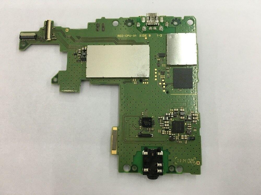 Placa base Original de ee.uu. de repuesto para nuevos placa de circuito PCB de placa base 3DS XL/LL para nuevos 3DSXL 3DSLL, piezas de reparación para consola
