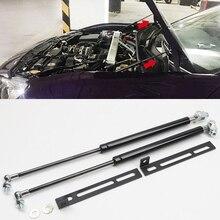 Couvercle de moteur pour Subaru Brz   Capot avant de voiture, barres de support de tige de levage hydraulique, pour Toyota 86 Gt86 2012- 2017