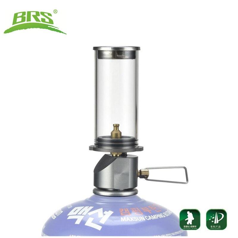 BRS Dreamlike Свеча лампа мини висячая Свеча лампа газовый барер Открытый Кемпинг газовое освещение BRS-55