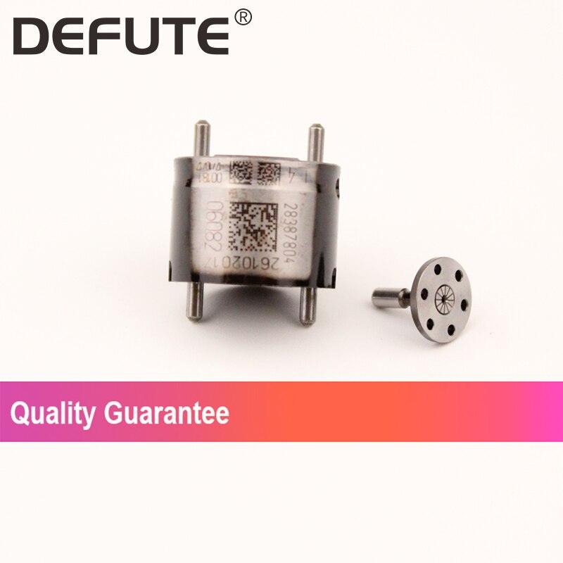 Alta calidad común carril inyector de la válvula de control de 28397897, 28387608, 28373983, 28603951, 28577599, 28535923 para de inyector Delphi