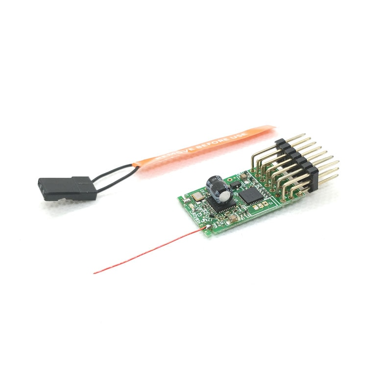 Модуль передатчика DasMikro Das87 7CH PPM для трансмиттера DSM2