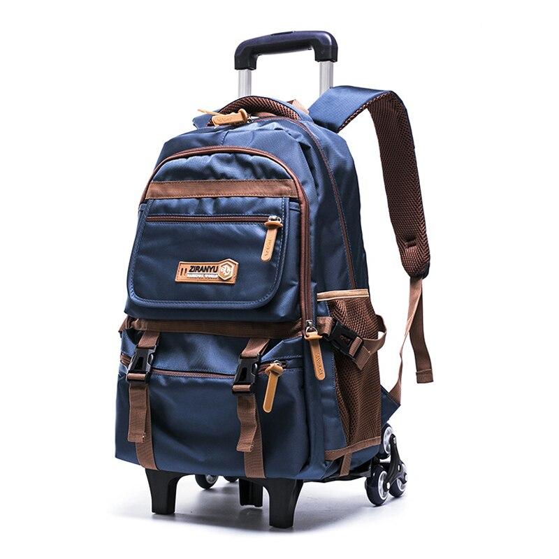 Sixrays saco de viagem homem mochila sacos de poliéster computador à prova dwaterproof água packsack design da marca mochilas trole mochila