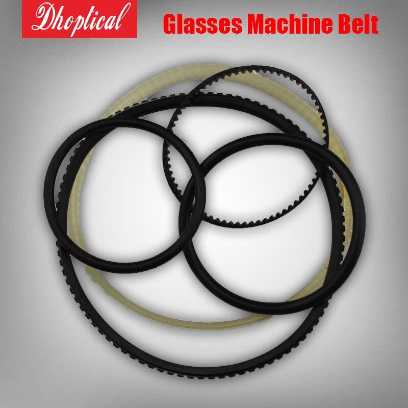 Belt For Hand Lens Edger Lens Edging Machine Ophthalmic Instrument Lens Groover Grooving Lens Driller Drilling Machine