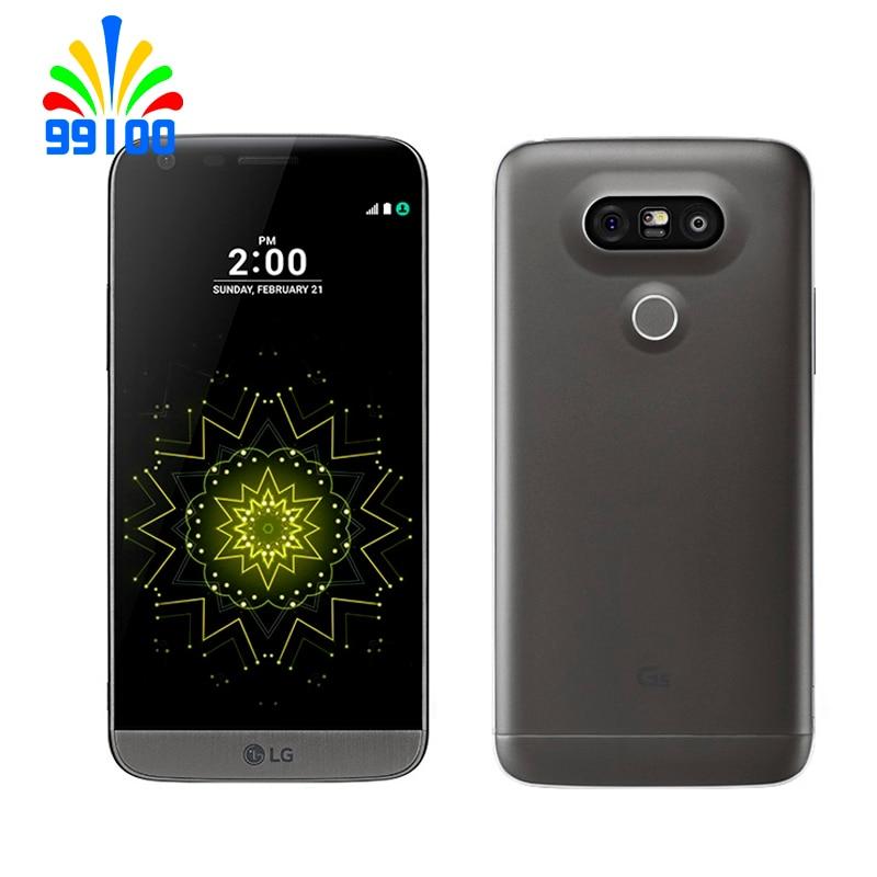 "Unlocked Cell Phone LG G5  F700L/S/K H820 H868  5.3"" 4GB RAM 32GB ROM Fingerprint 4G-LTE android 6.0 (NO Hebrew langage)"