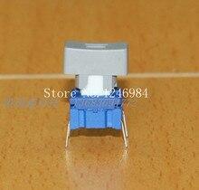[SA] interruptor de reinicio de botón gris MEC de Dinamarca, interruptor micro 3FTL6 + 1Q 03 LIGHT -- 20 unids/lote