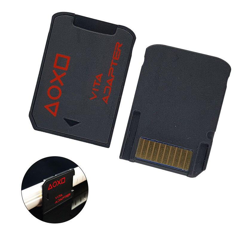 2020 nueva llegada V3.0 para tarjeta de juego PSVita a micro SD/TF adaptador de tarjeta SD2Vita para PS Vita 1000 2000 tarjeta de memoria