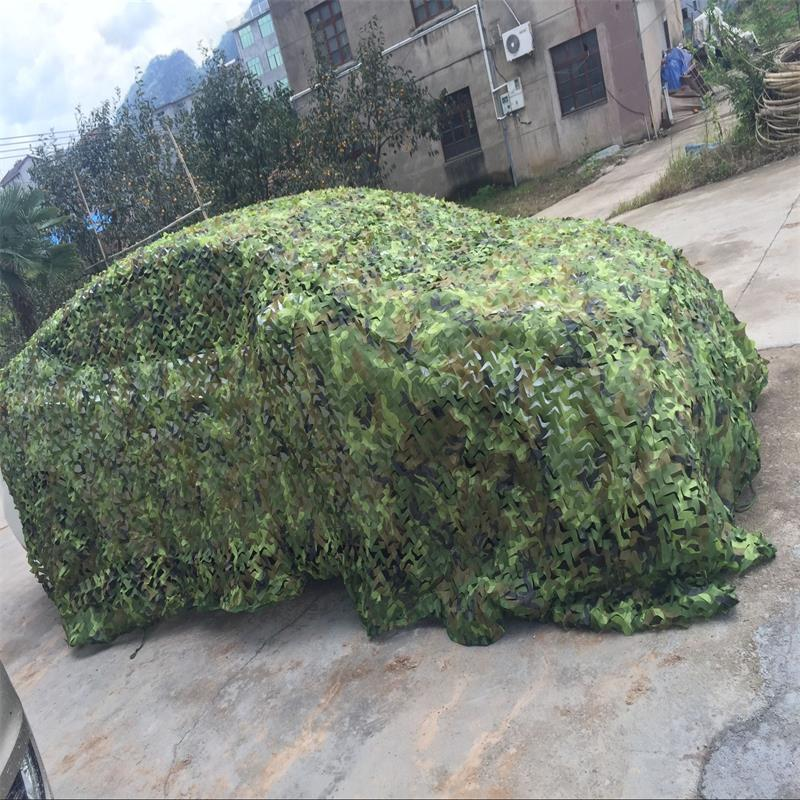 13X13FT Jungle Camo Netting Leaves Camo Hunting Net Cover Birthday Party Decoration Netting Military Woodlands Camouflage Net