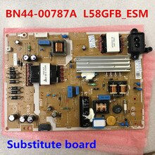 Free shipping new power board L58GFB_ESM BN44-00787A BN44-00787B BN44-00787C  For samsung UA58J50SWAJXXZ UA58H5288AJ