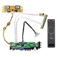 HDMI VGA AV USB ATV DTV LCD conseil travail pour 19 pouces 1440x900 4 CCF 30Pin LVDS LCD LTM190M2 HT190WGL-600 M190MWW3-R0 M190PW01 V0