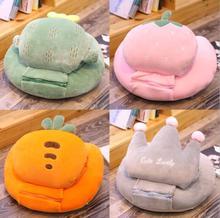 cactus crown unicorn totoro u shaped nap pillow hand warmer stuffed toys cushion plush birthday christmas gift toy #1725