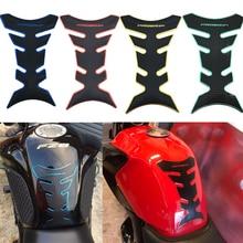 Autocollants 3D de protection de réservoir de carburant   Pour Honda, Yamaha, R1 R6, Honda, CBR 600 F2, F3, F4I, Kawasaki, ZX6R