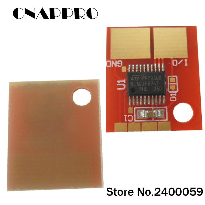 10PCS/Lot Compatible DELL 2500 S2500 Lexmark T420 IBM IP1222 lP2200 Toshiba 220p Unisys Uds131 Veritek Sf3300 Refill Toner Chip
