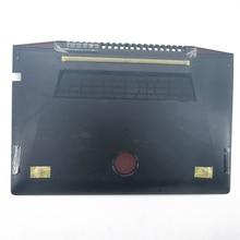 Frete Grátis!!! 1PC Original New Laptop Shell Tampa Da Base Inferior D Para Lenovo IdeaPad Y700-15ISK Y700