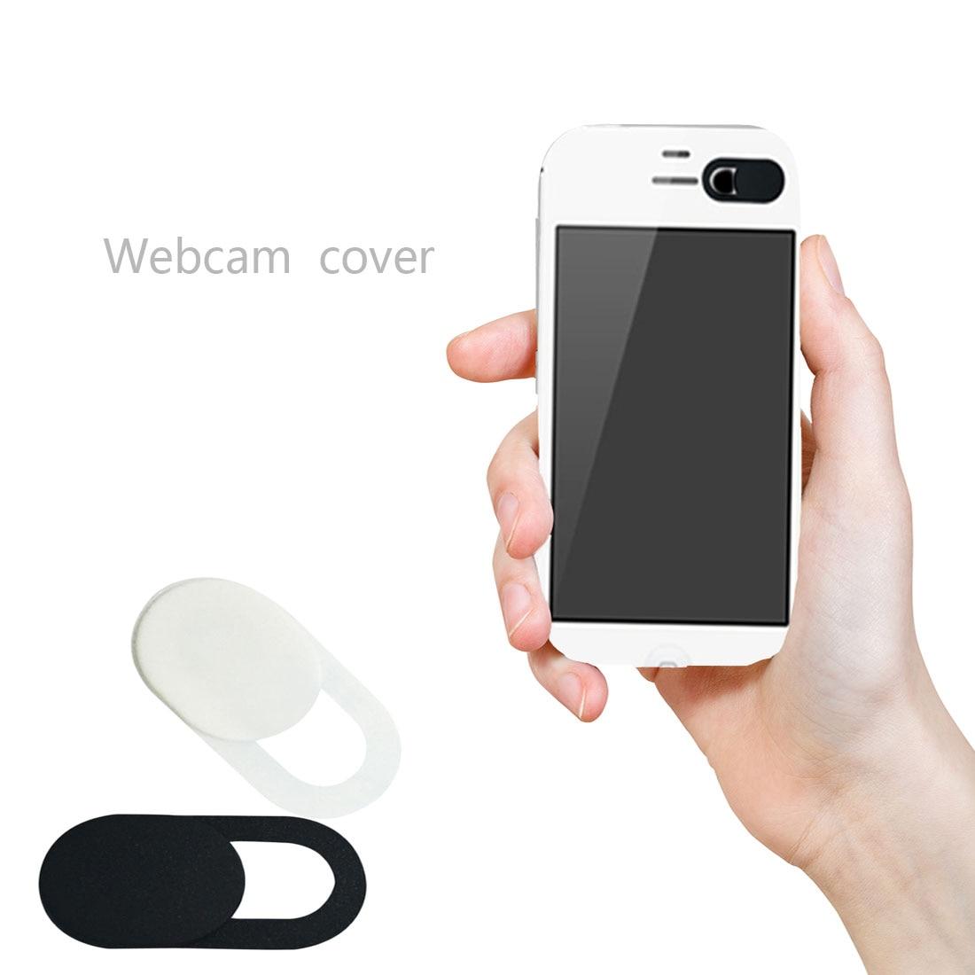 Etmakit 2018 nueva llegada WebCam cubierta imán de obturador Slider cubierta de la cámara de plástico para Web Laptop iPad PC tableta Mac privacidad