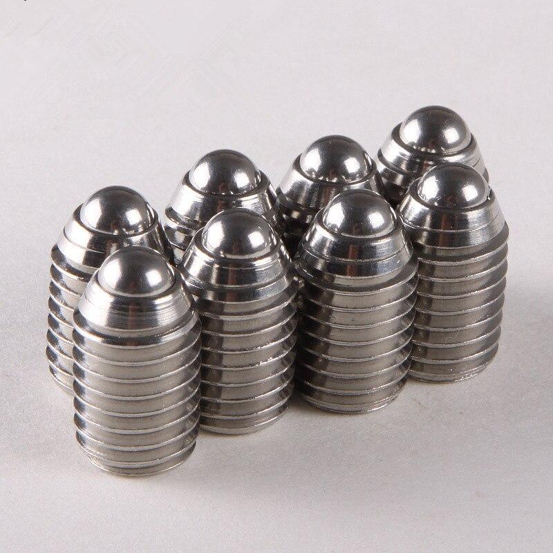4 sztuk ZESTAW GNIAZD śruby długopis 304 ze stali nierdzewnej M8 * 20