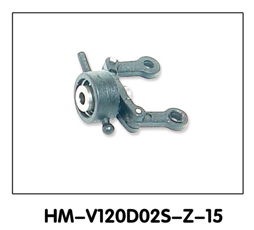 Walkera nuevo V120D02S piezas HM-V120D02S-Z-15 conjunto de dirección trasera