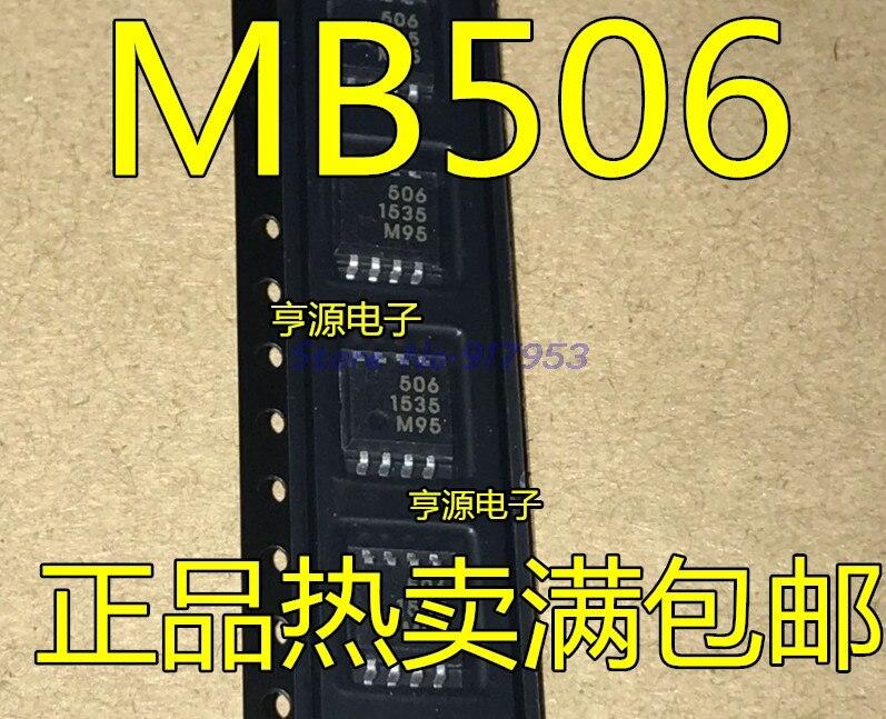 5 шт./лот 506 MB506 MB506PF SOP-8 UHF преобразователь частоты в наличии