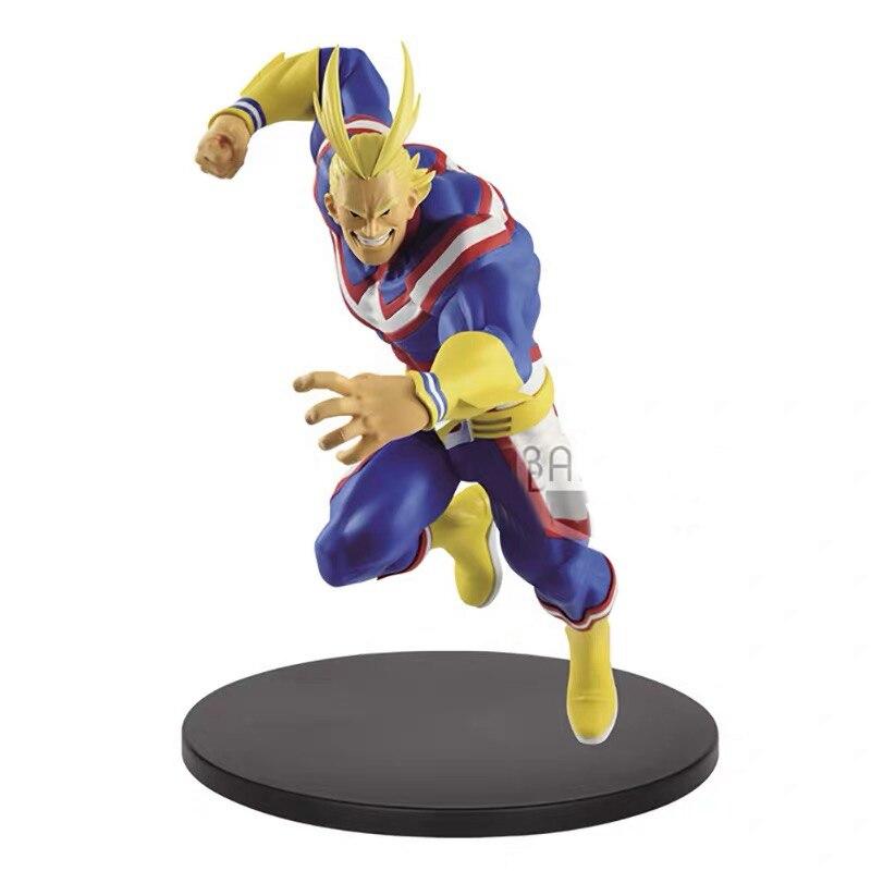 В наличии оригинальный Banpresto My Hero academic фигурка удивительные герои все могли бы ПВХ фигурку Модель Фигурки