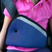 Ceinture de sécurité de siège voiture   Ajusteur de rembourrage pour enfants, Protection de la voiture bébé adapté à la sécurité tapis souple, housse de sangle accessoires Auto