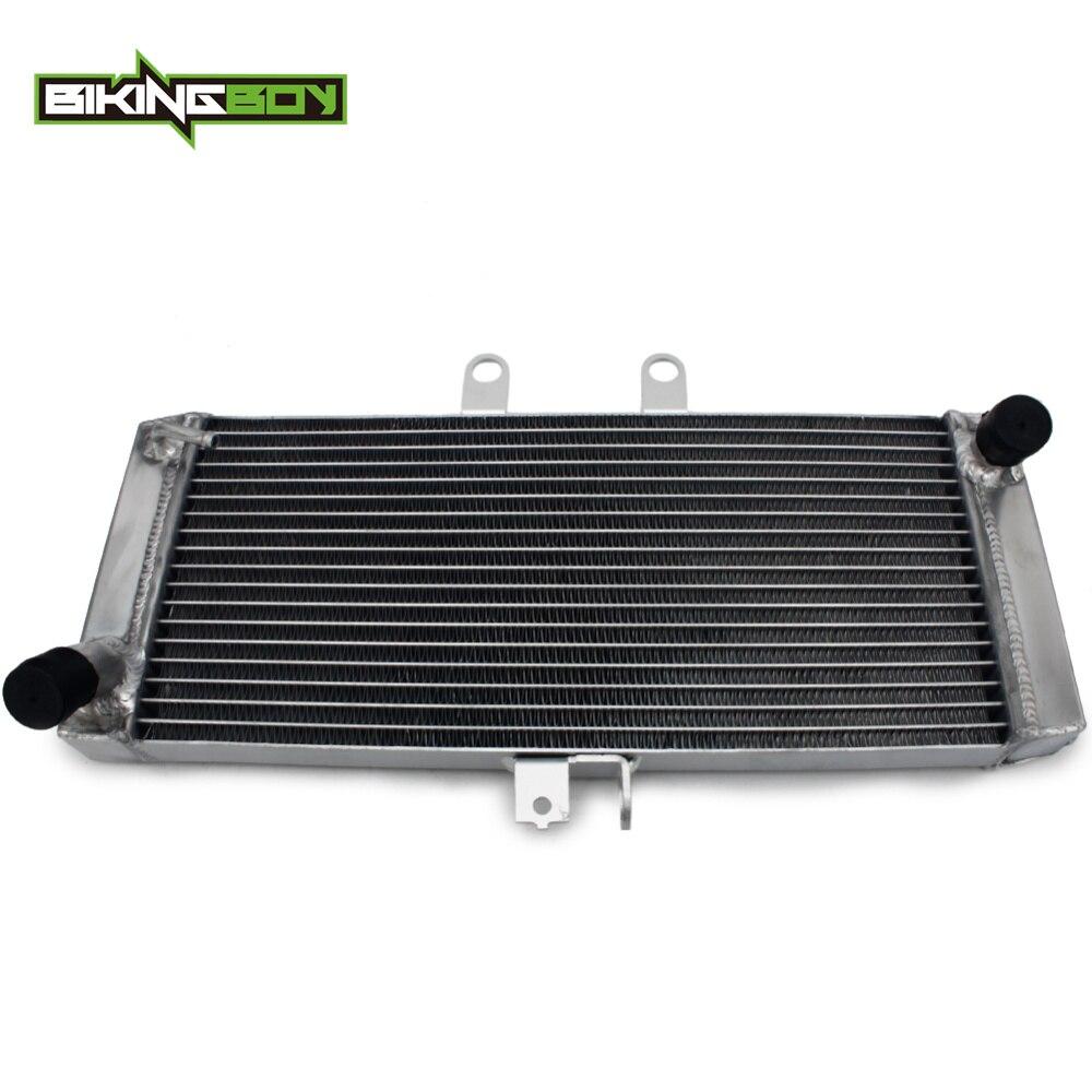 BIKINGBOY GSF1250 bandido 07-11 GSF 1250 ABS 2007-2014 GSX650F 08 09 10 11 12 13 14 15 16 radiador del motor de enfriamiento de agua enfriador