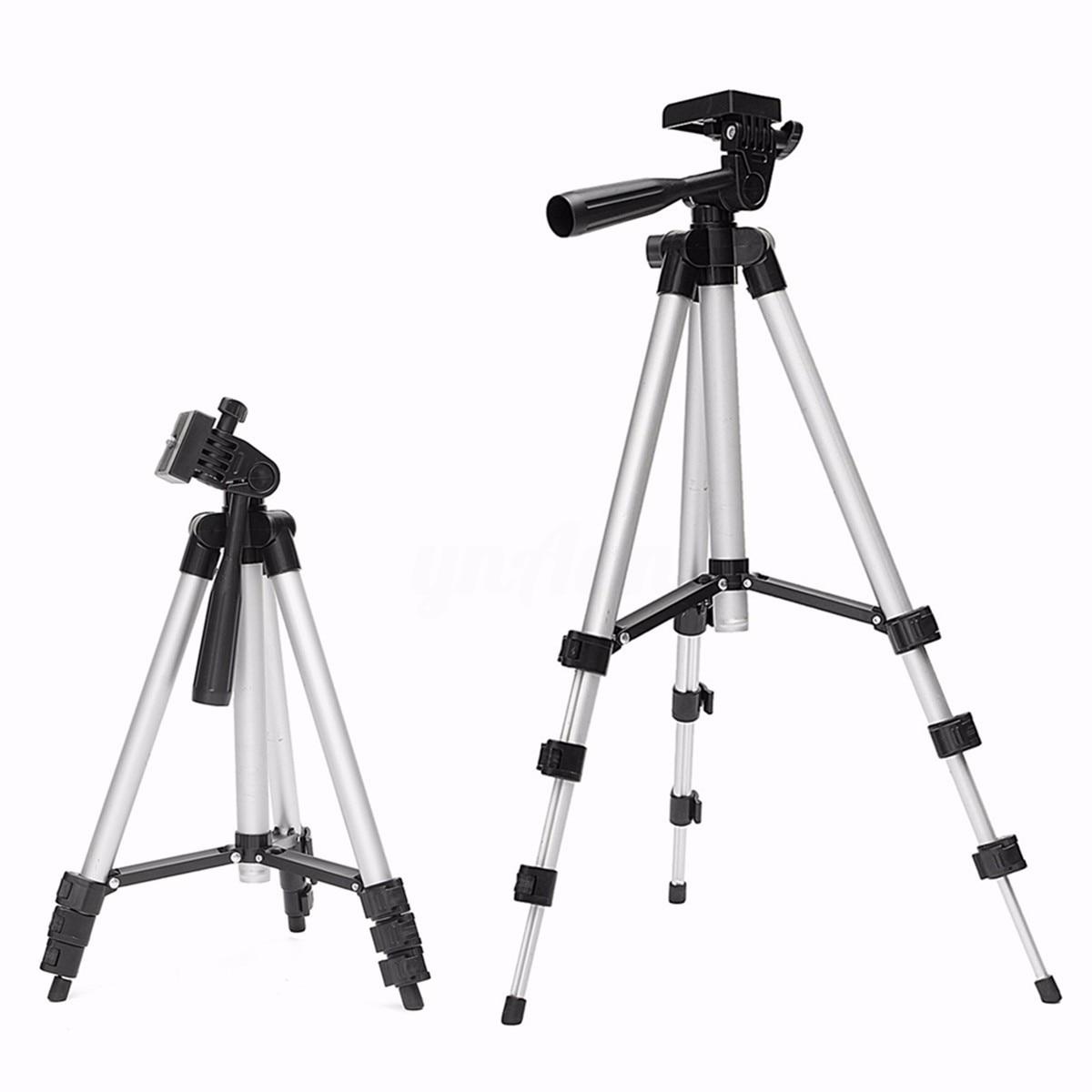 35-105cm Lightweight Aluminum Mini Tripod 4 Sections Universal Camera Tripod Camera Stand Photo Tripod Gorillapod Tripe