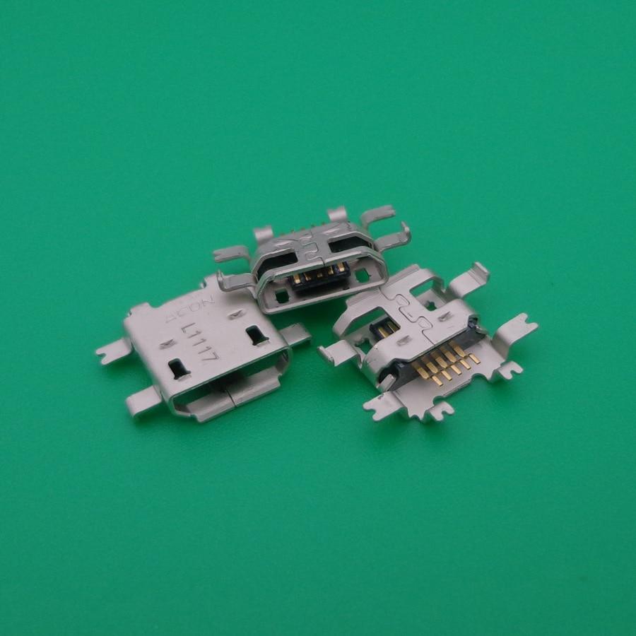 50pcs/lot For Asus ME181C ME8110C ME181 K011 ME181 Charging port Micro USB Port Dock connector