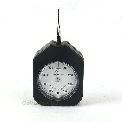 مقياس التوتر الهاتفي ، مقياس قوة الجرام ، مؤشر واحد 500 جرام