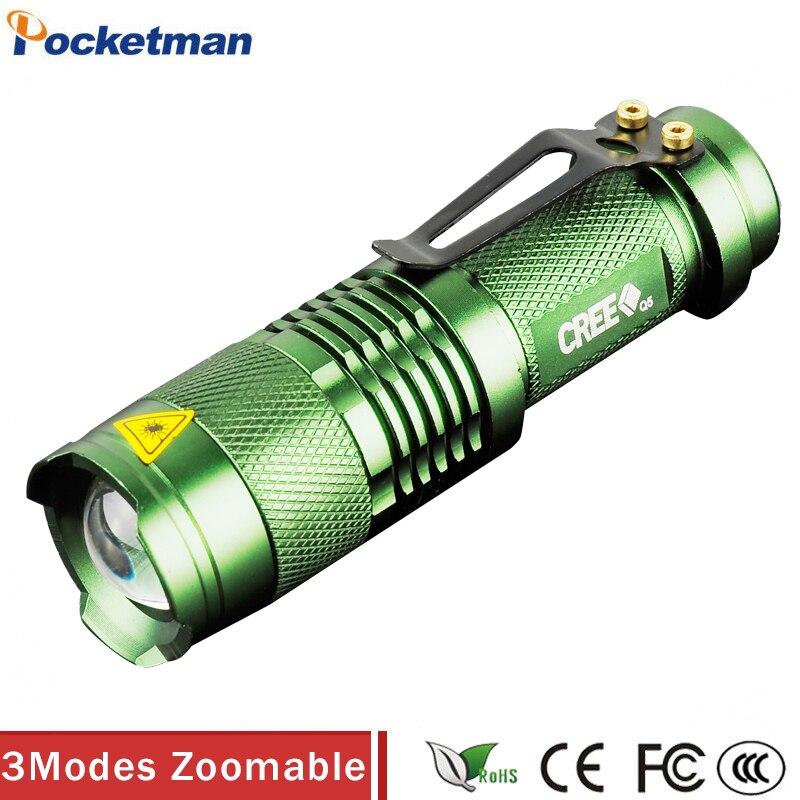 POCKETMAN Kvaliteetne taskulamp