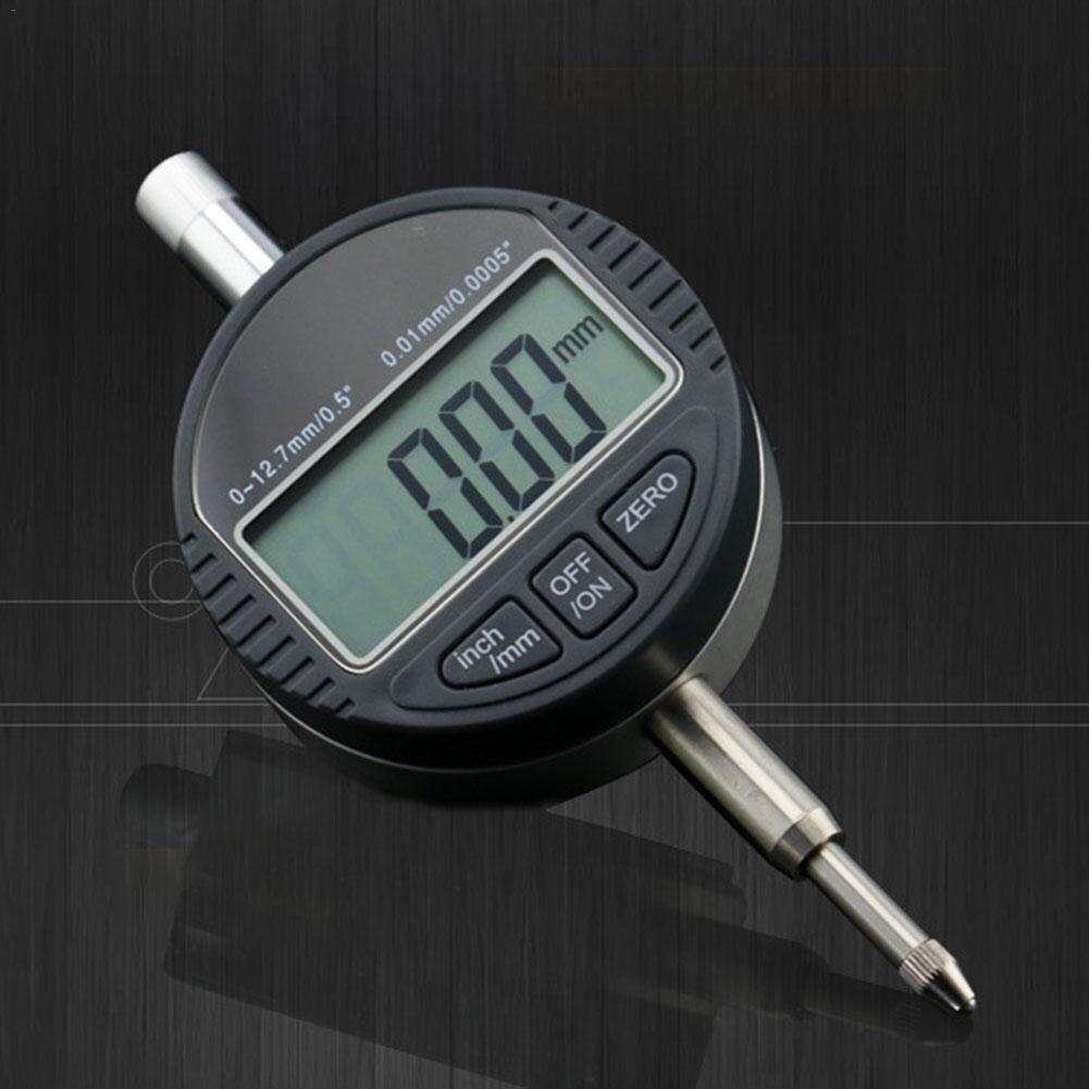 Indicador eletrônico 0-0.01 do seletor da porcentagem da indicação digital do indicador 12.7mm do seletor da elevada precisão