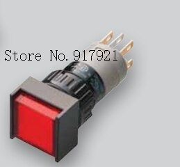 [ZOB] interruptor de botón EAO de Suiza 51-719,0292 51-152,0252 dos abiertos dos cerrados 51-282,0252
