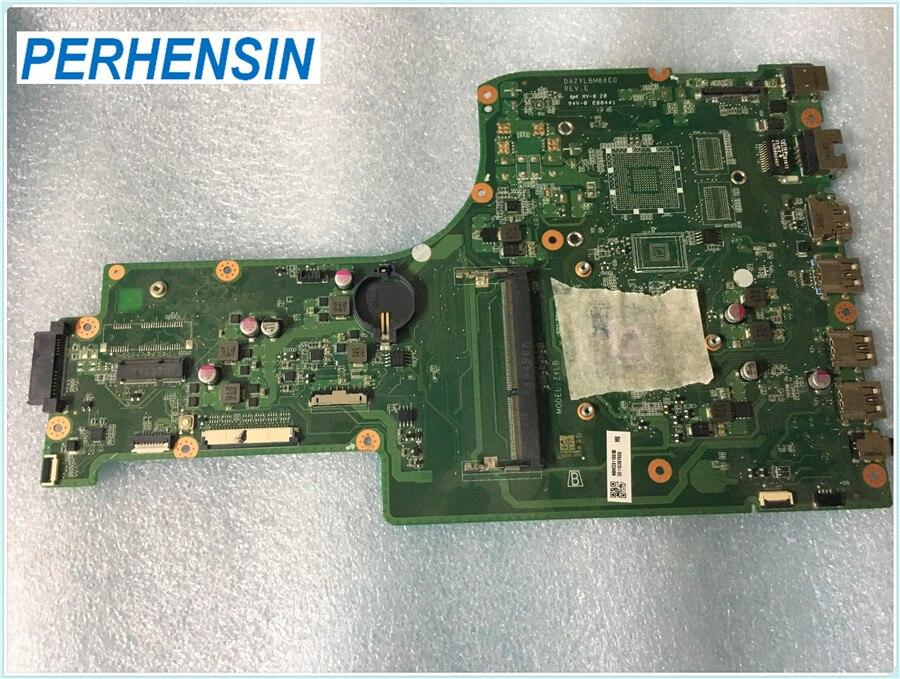 لشركة أيسر أسباير ES1-731 اللوحة N3150 CPU DAZYLBMB6E0 REV E 100% العمل تماما