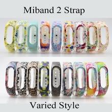 Nouveau bracelet de remplacement mi band 2 sangle spéciale de couleur pour Xiao mi Band 2 mi Band 2 bracelets pour mi Band 2 pour mi band bracelet