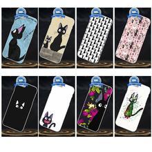 Jiji Chat Mon Voisin Totoro Doux TPU Coque Pour Apple iPhone 4 4S 5 5C SE 6 6S 7 8 Plus X Galaxy A3 A5 J1 J2 J3 J5 J7 2017