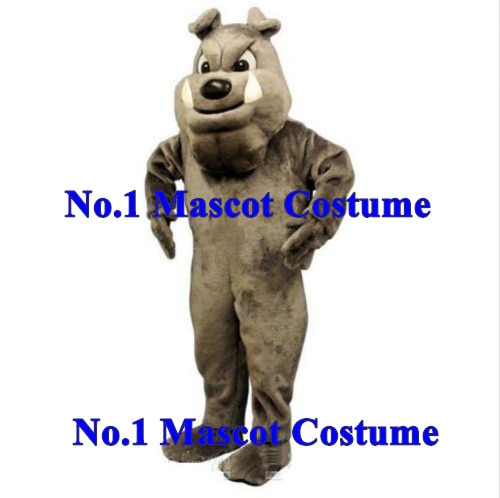 Anime Cosplay disfraces Buster Bulldog traje mascota talla adulta deporte temático de Carnaval de Bulldog mascota vestido kits