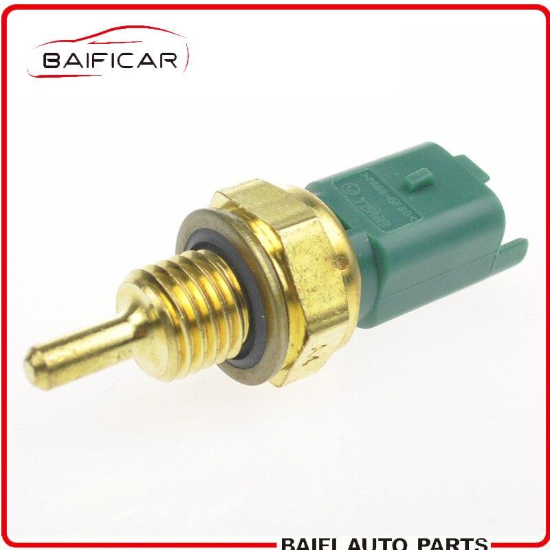 Marke Neue Echte 2 Pin Temperatur Sensor 9636777280 133897 PA66GF30 Für Peugeot 206 207 307 308 408 C2 1,4 1,6 citroen