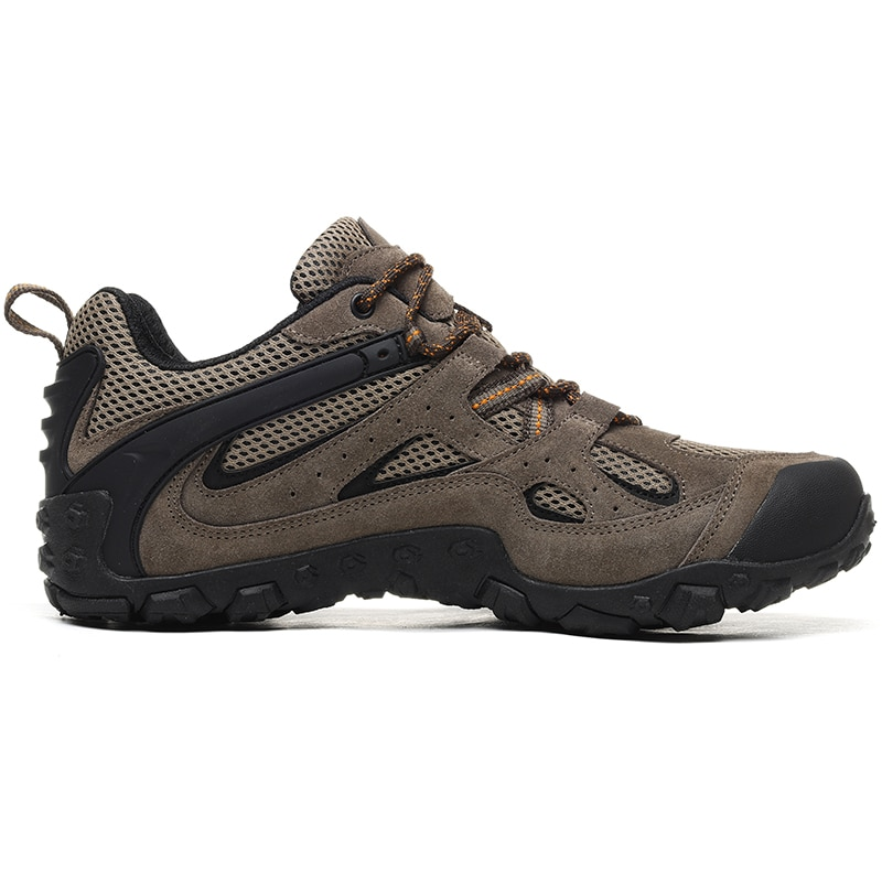 Men's 4 Seasons Outdoor Hiking Trekking Shoes Sneakers For Men Sport Tourism Climbing Mountain Camping Shoes Sneakers Man