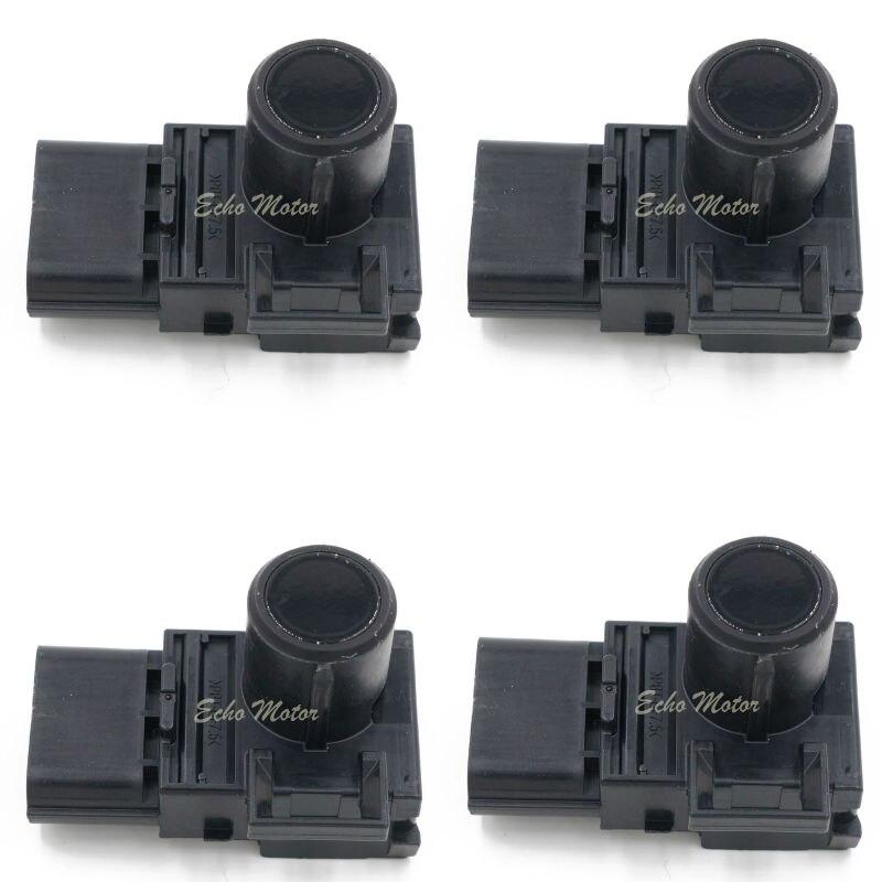 Nuevo conjunto (4) 39680-TK8-A11 PDC Sensor de aparcamiento asistencia inversa para Honda 188300-7690
