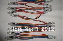 DC12V 12mm DMX(DMX512AP) LED pixel node;IP68 rated;DMX512 Singal Protocol;parallel single line driver chip