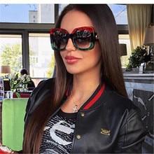 ASOUZ-lunettes de soleil carrées femmes   Lunettes de soleil classiques de marque, lunettes carrées pour hommes, UV400 à large monture, lunettes de soleil pour la conduite, nouvelle mode 2019