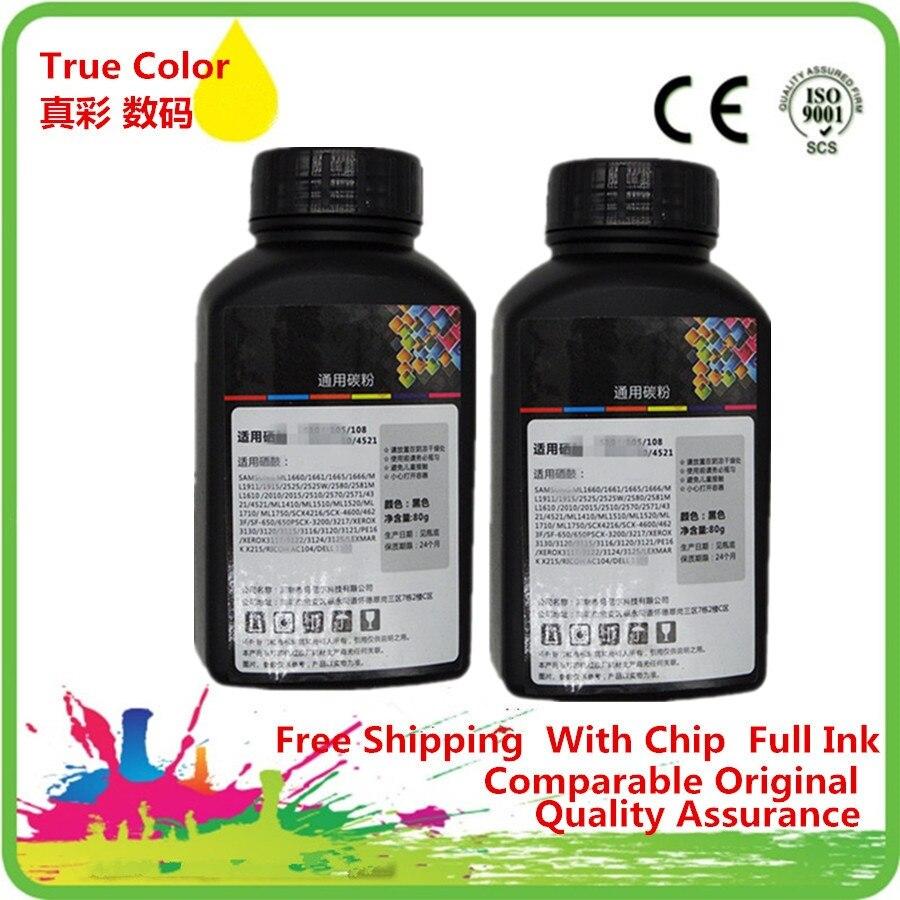Noir Recharge Toner Poudre Kits Pour Brother HL- 700 720 730 760 2030 2040 2070N 2075N 2120 2125 2170 2130 2132 1030 Imprimante