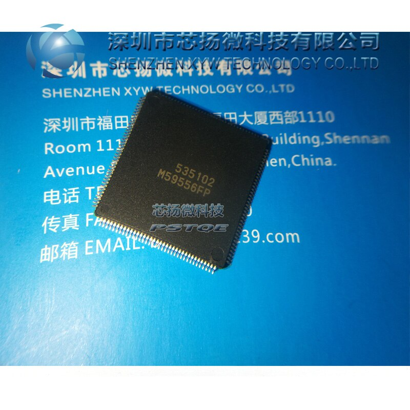 XIN YANG Electronic 5 шт./лот новые M59556FP TQFP 144 автомобильные чипы зажигания для