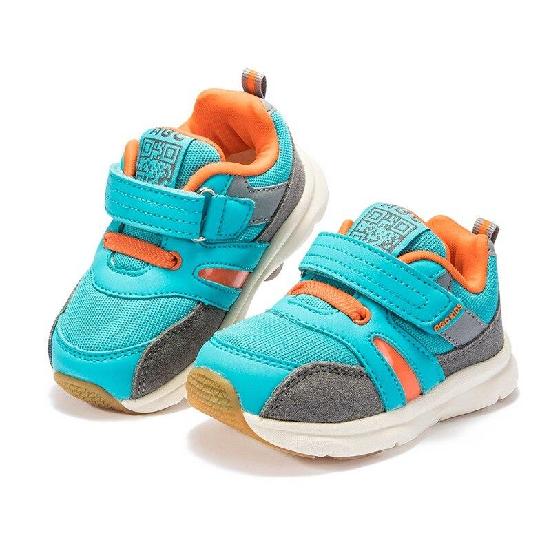 Abckids 2-4T zapatillas de deporte para niños, zapatillas de deporte para niñas, zapatillas de deporte transpirables de moda con suela blanda para niños y niñas