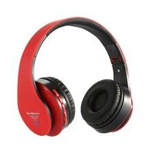 Casque Audio stéréo mains libres Casque Audio Bluetooth Casque écouteur sans fil Casque pour ordinateur