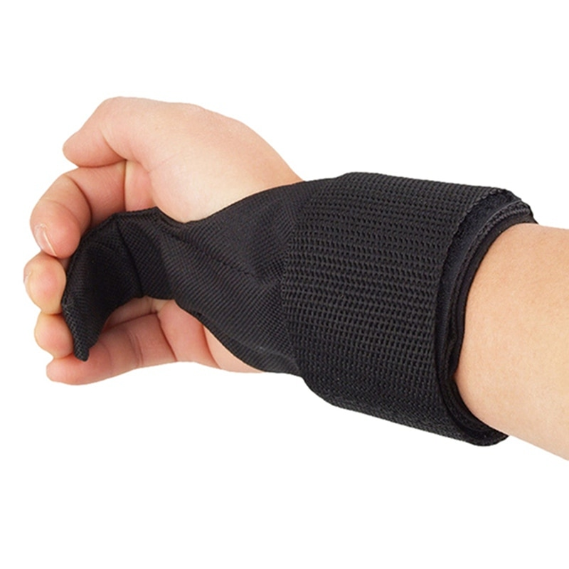 1 par de guantes de Fitness gancho para levantar pesas correas de sujeción de gimnasia soporte de muñeca poder levantamiento de pesas mancuernas con ganchos