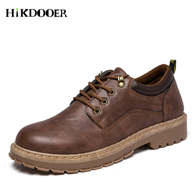 Brand Handmade Breathable Mens Oxford Shoes Top Quality Dress Men Flats Sneakers Fashion Leather Martin